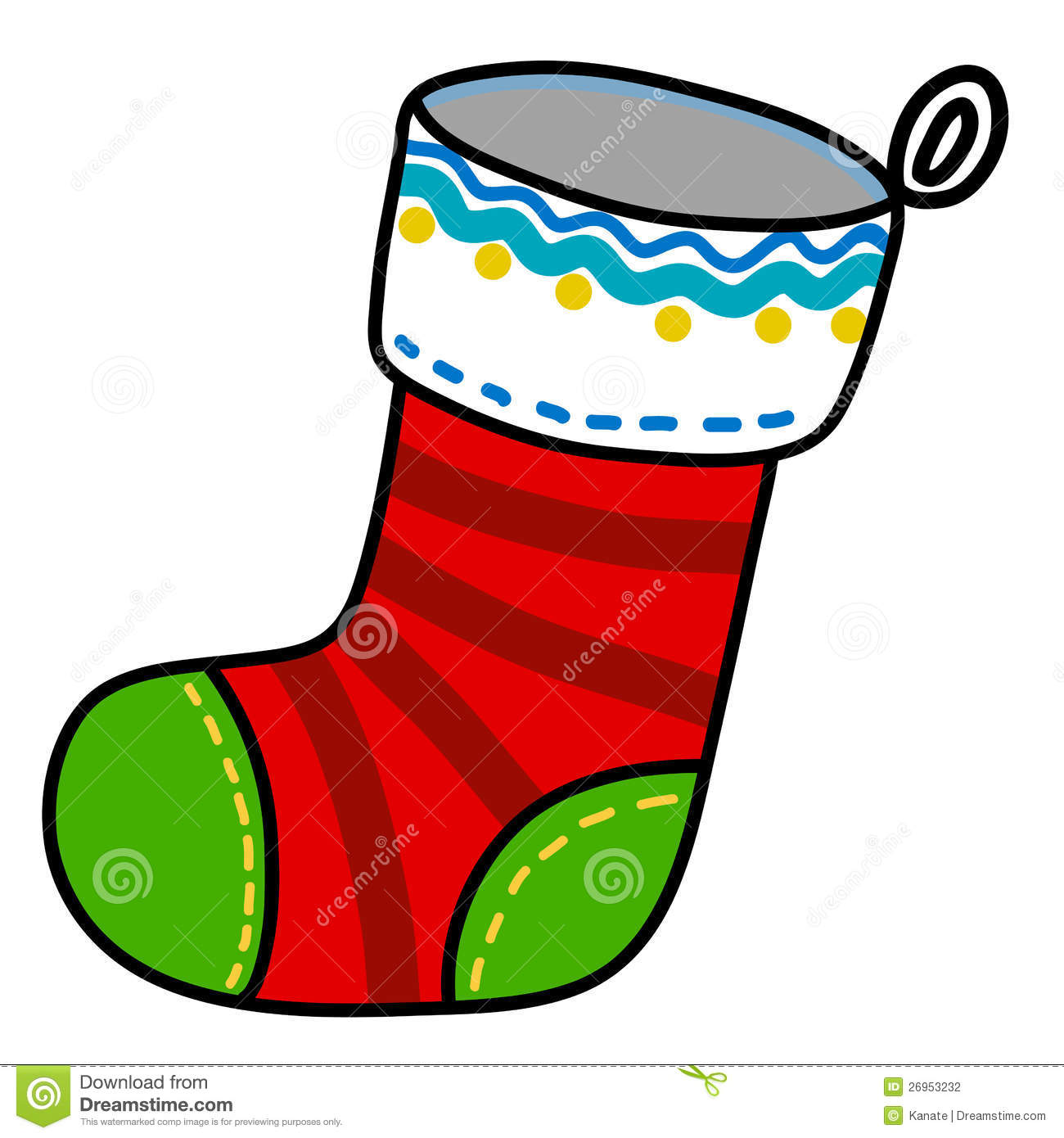Christmas Stocking Images Free