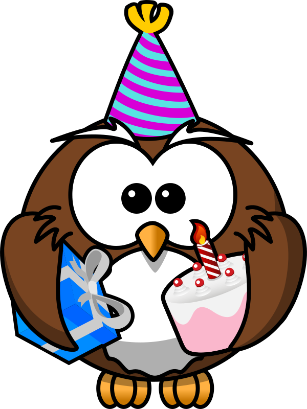 October Birthday Clipart | Free Internet Pictures