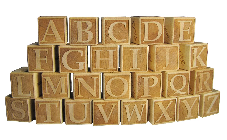 Alphabet blocks clipartsco for Greek wooden block letters