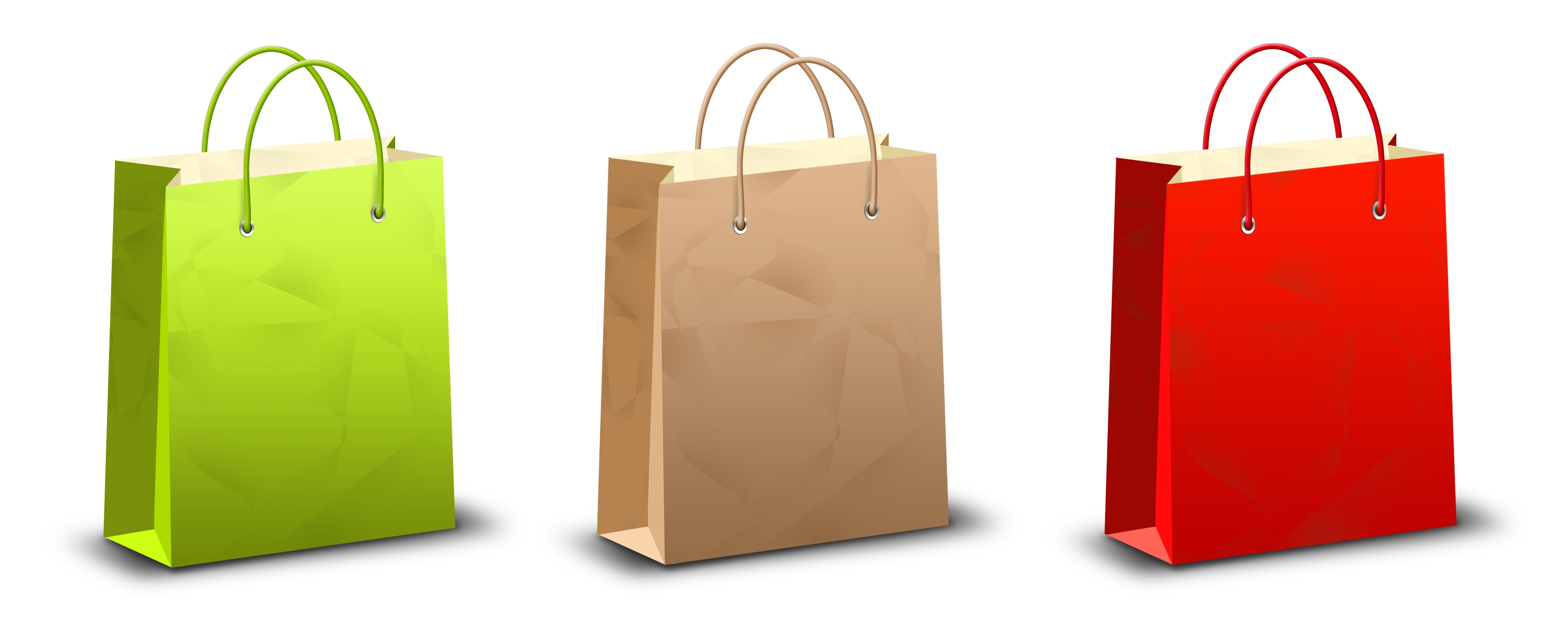 Vector Shopping Bag - Cliparts.co