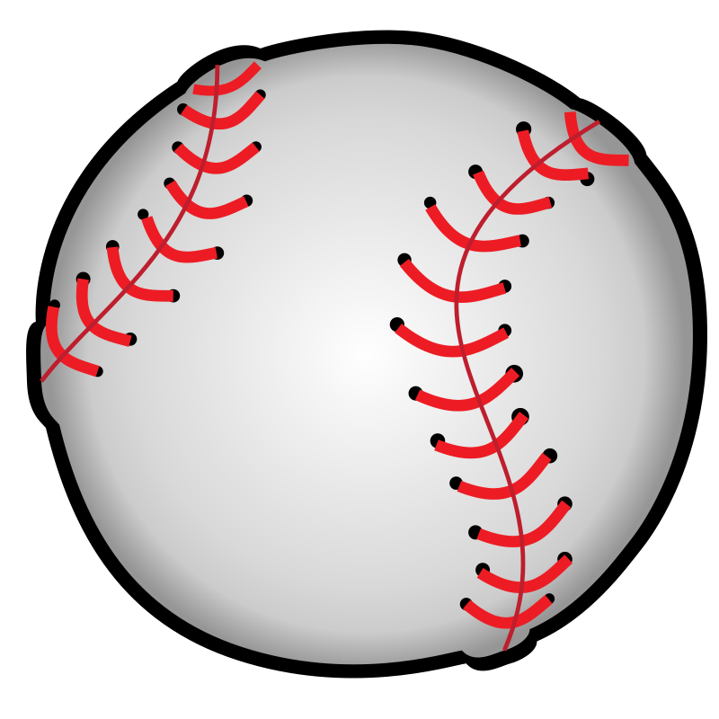 Free baseball clipart borders clipart - WikiClipArt