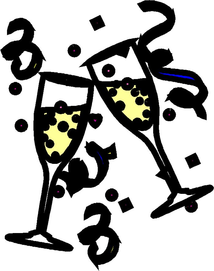 New Years Eve Clipart - Cliparts.co