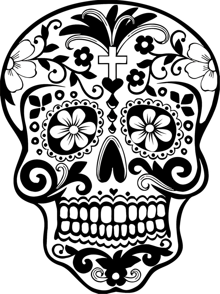 Pin by paul riel on sugarskull | Pinterest