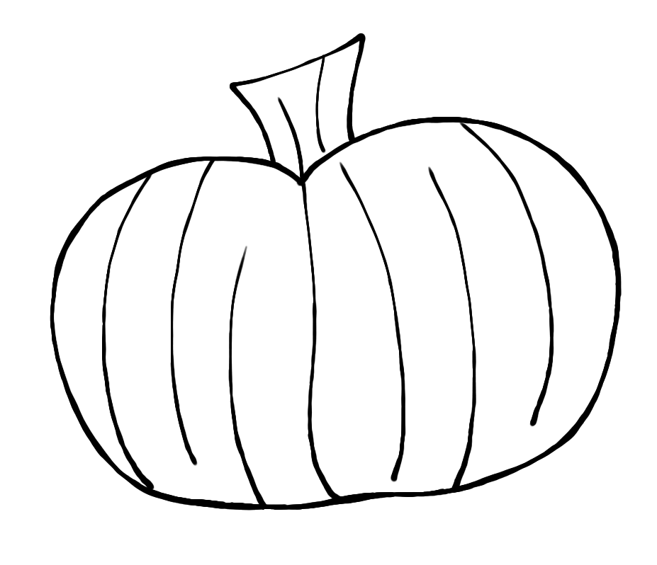 Fall Clipart Black And White
