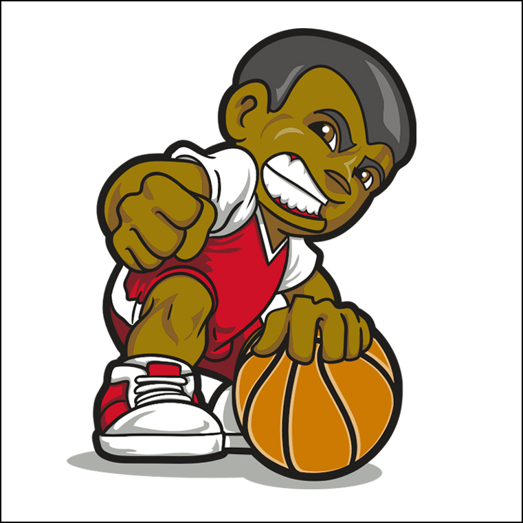 Basketball Clipart | Basketball Clipart Kit