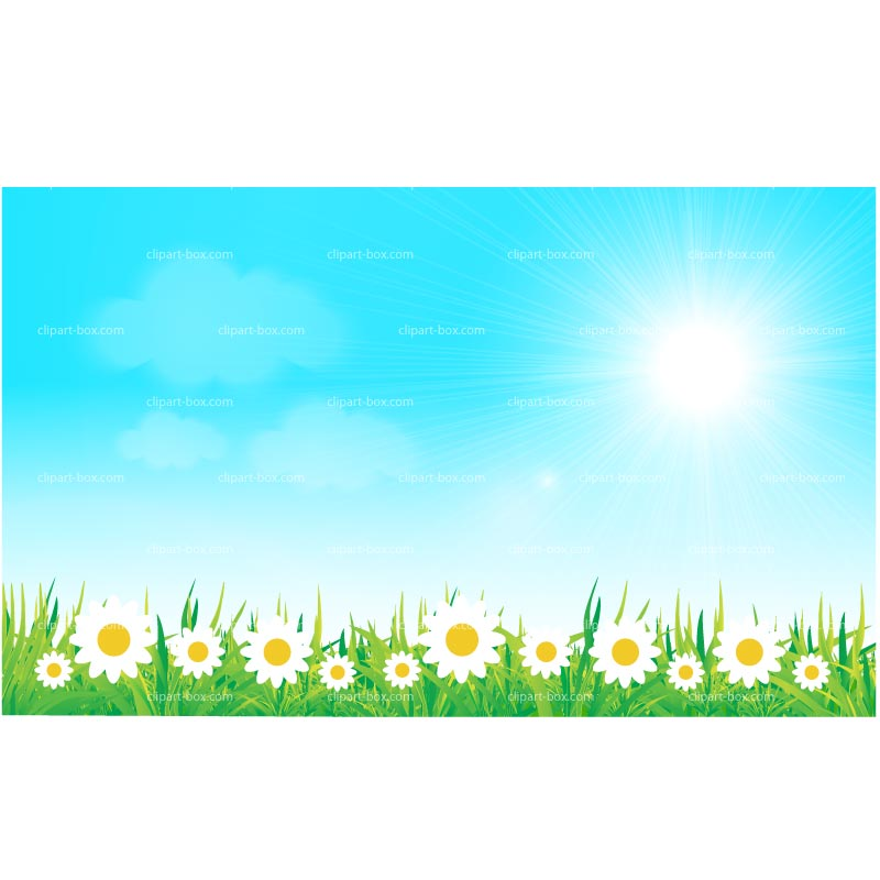 spring clipart background - photo #5