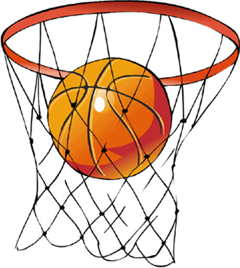 Basketball Net Clipart