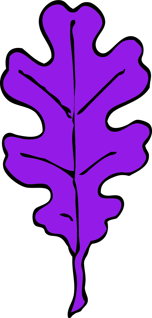 Oak Leaf Vector - Cliparts.co