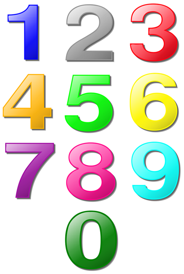 Calendar Numbers Clipart : Numbers images cliparts