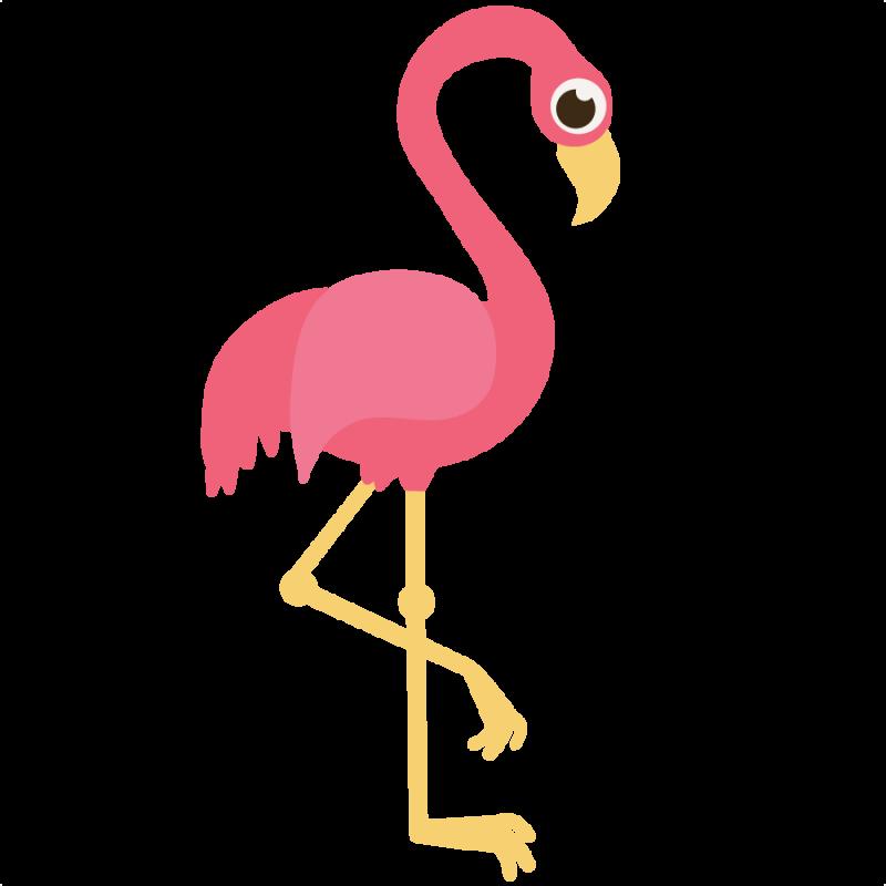 Flamingo Clip Art Images