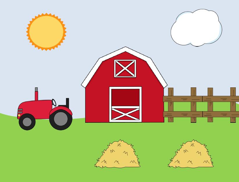 farm scene clipart rh worldartsme com free farmer clipart free farm clipart