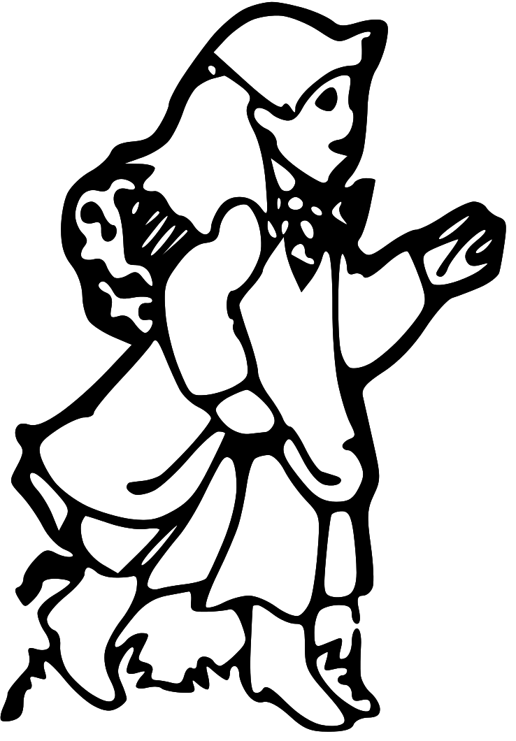 LDS Clipart: pioneer clip art