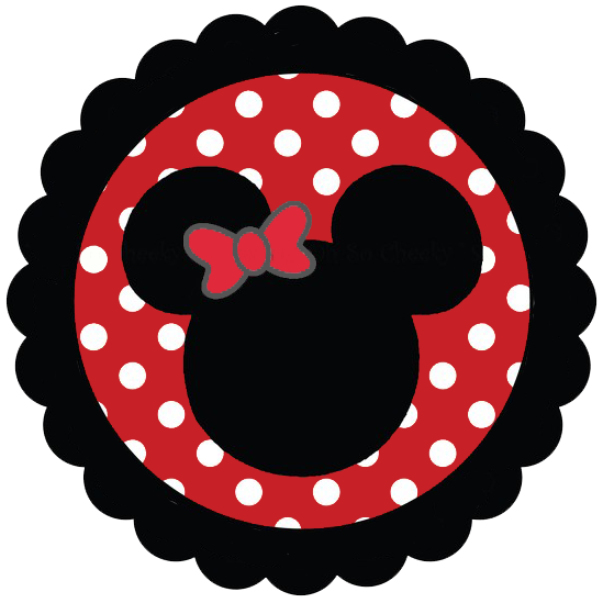 Outline Of Mickey Mouse Head - Cliparts.co