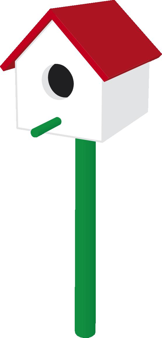 clipartist.net » Clip Art » birdhouse SVG