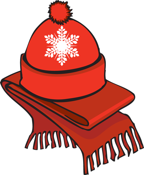 Winter Clothing Clipart - Cliparts.co