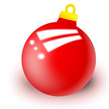 Free Christmas Ornaments Clipart - Public Domain Christmas clip ...