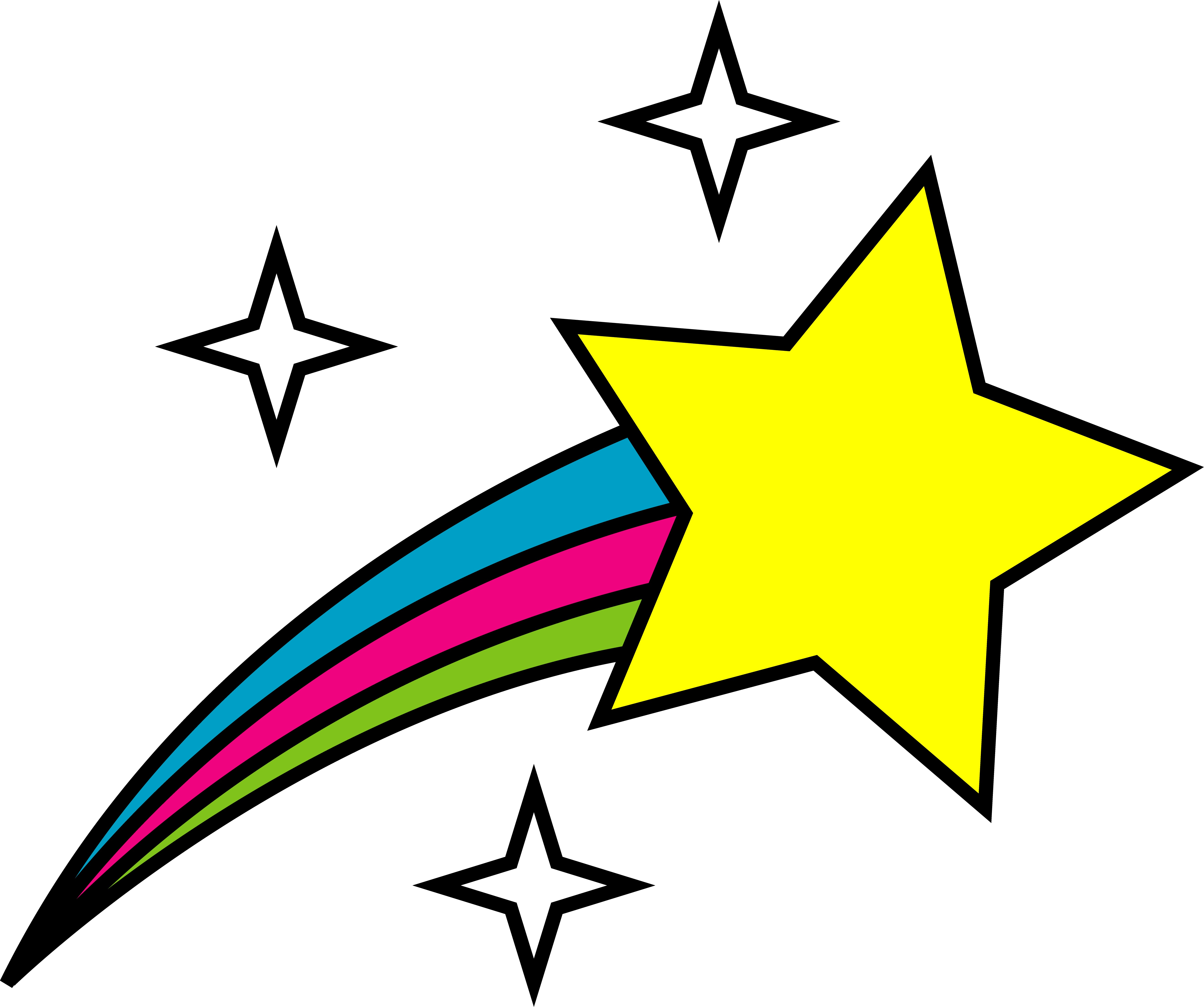 clipart-star-outer_space_symbol_shooting_star | Dyspraxia Foundation