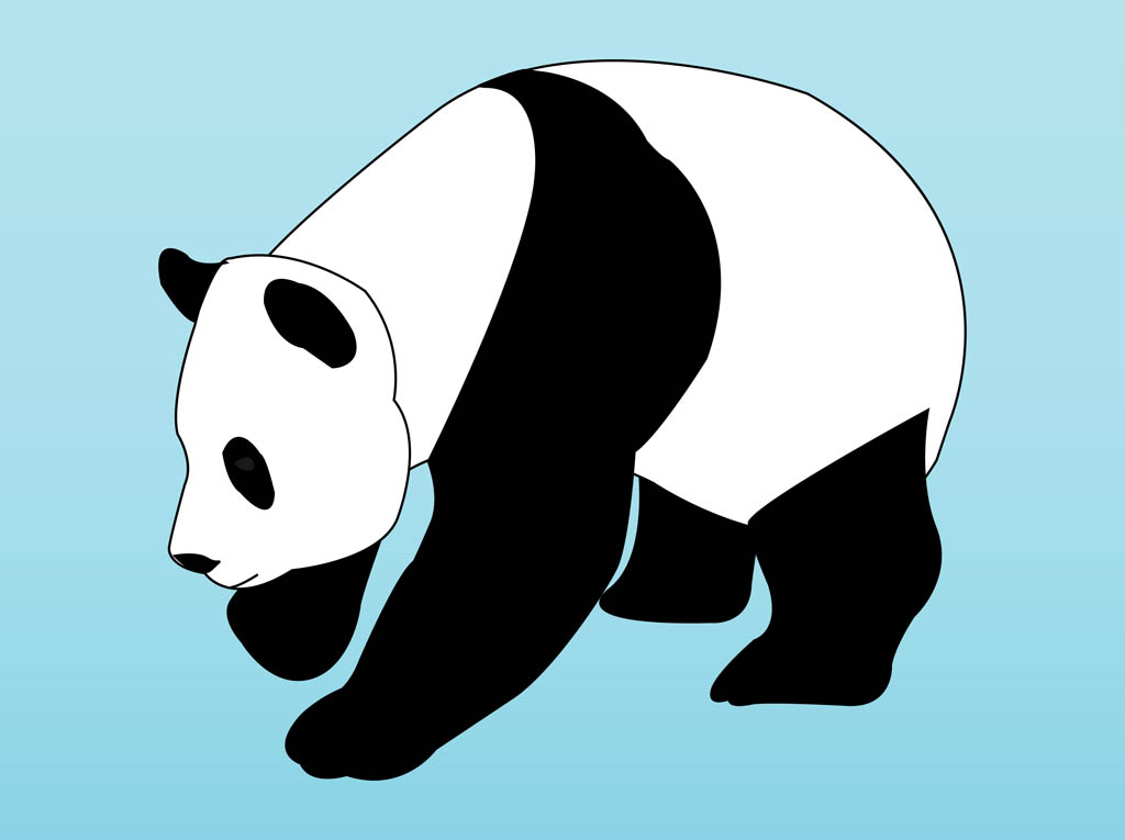 Panda Bear Cartoon Pictures - Cliparts.co