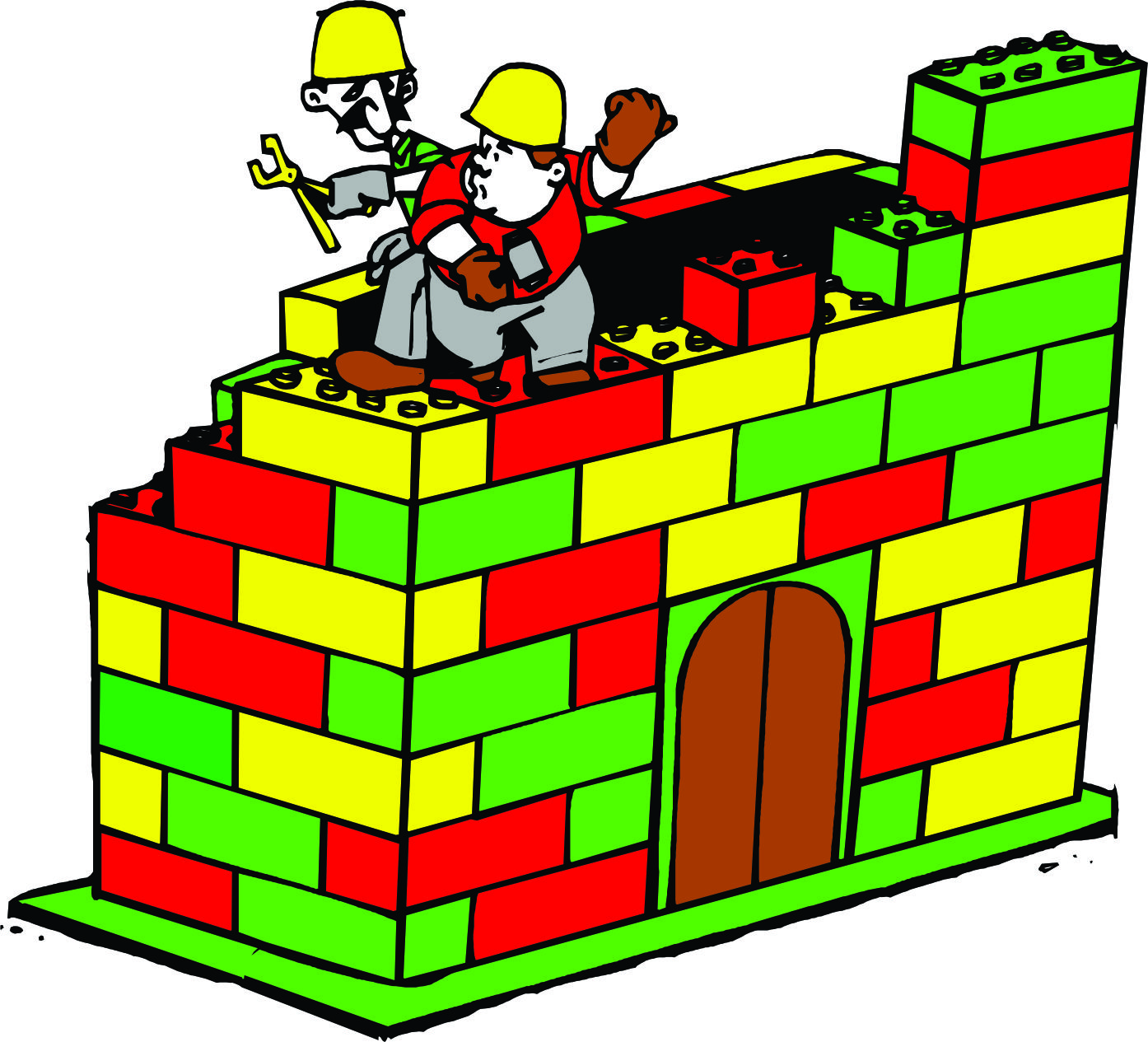 Building Blocks Of Art : Lego clipart cliparts