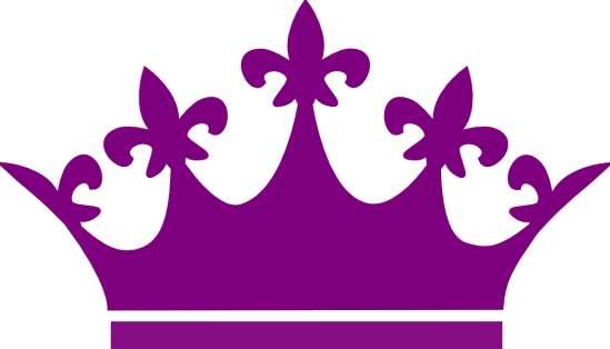 Purple Crown Clipart Purple Crown Clipart