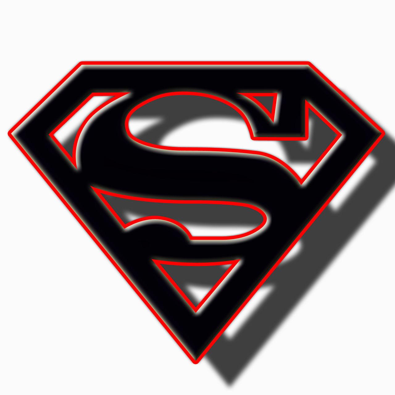 superman logo by benokil - photo #32