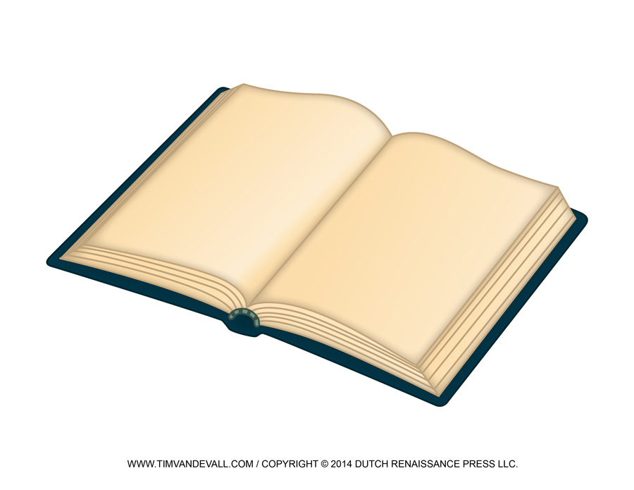 Open Book Clip Art - Cliparts.co