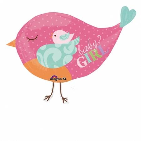 Tweet Baby Girl Owl Balloons Baby Shower Centre Uk