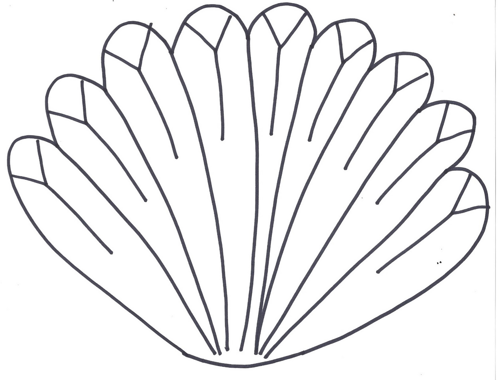 47 images of Cartoon Turkey Feathers . You can use these free cliparts ...