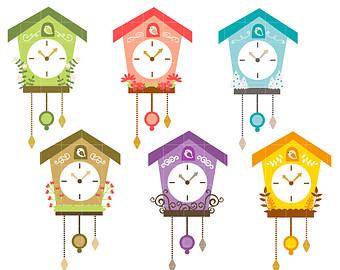 Cuckoo Clock Clipart - Cliparts.co