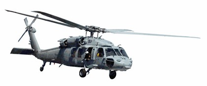 Free Black Hawk Helicopter Vector Graphic | Free Vector Graphics ...
