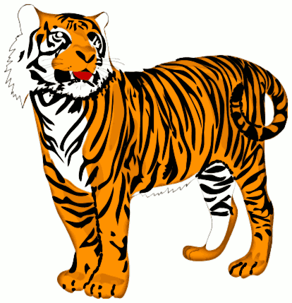 Bengal Tiger Clip Art - Cliparts.co