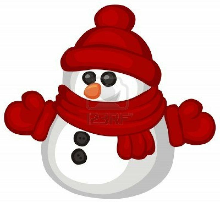 Stack A Snowman Winter Clipart Activity By Dj Inkers Snowman Clip ...
