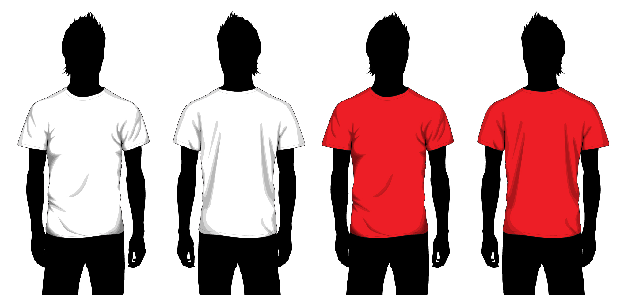 Polo Shirt Template Cliparts Co