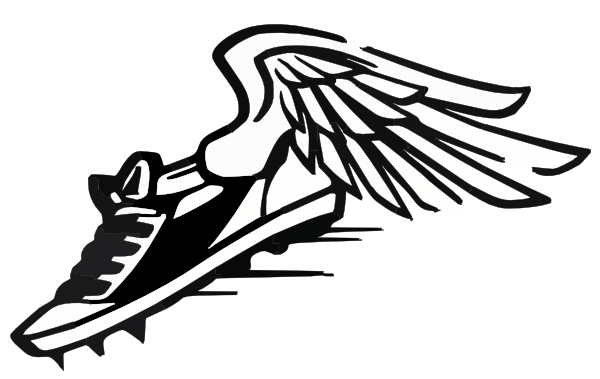 Track And Field Symbol - ClipArt Best