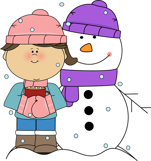 snow woman clipart - photo #31