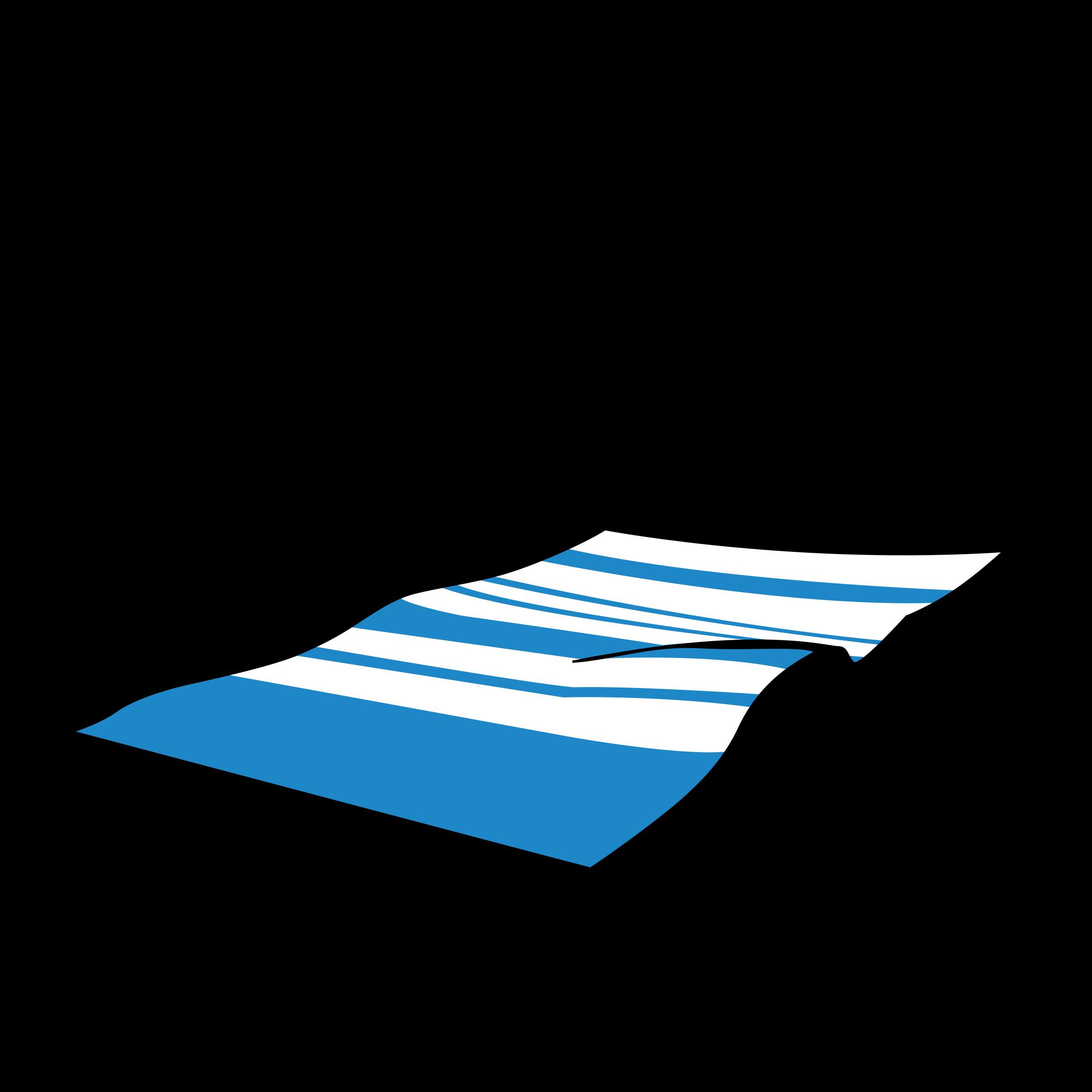 Beach Towel Clip Art - Cliparts.co