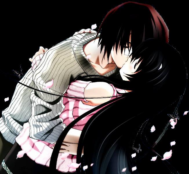 Gambar Anime Jepang Romantis Kiss 28 Anime Movie Cartoon Kissing