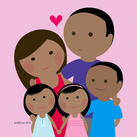 my family consists of five people My family consists of four members my father my mother my younger brother, and me -all of the above are correct our family is influenced by strict father, so my younger brother and i grew up in a strict manner, compared to other families.