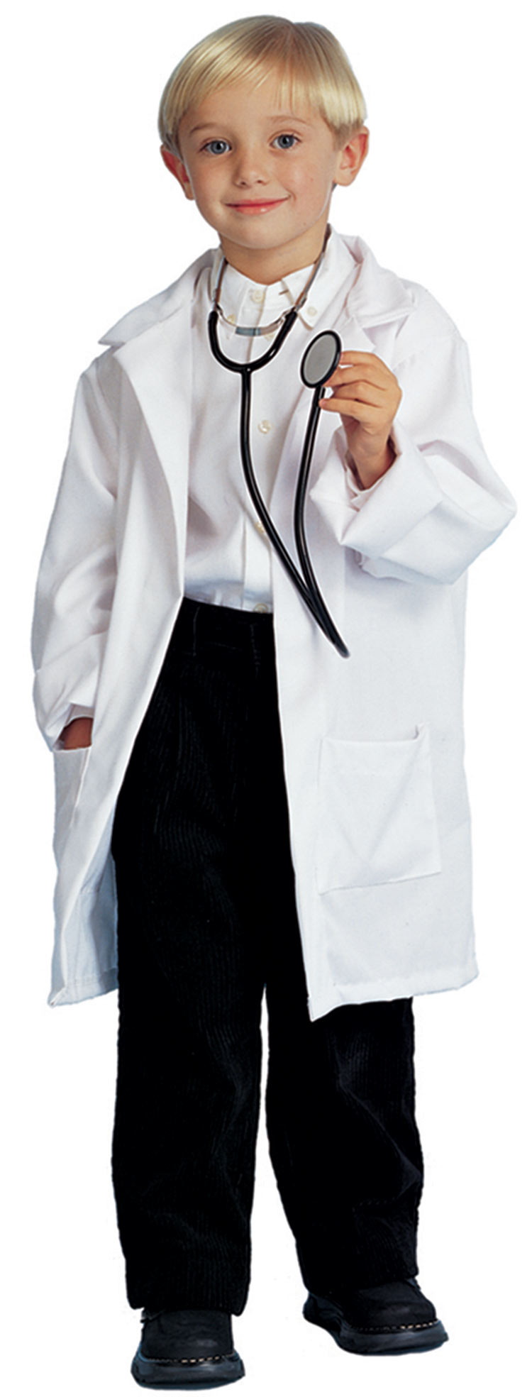 Doctor Or Mad Scientist Kids Costume - Doctor Costumes