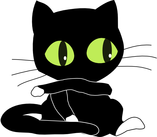 Happy Kitten Clipart | Clipart Panda - Free Clipart Images