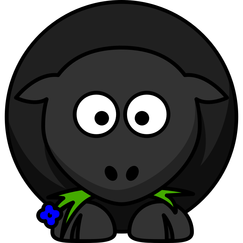 Baa Baa Black Sheep Cartoon Images & Pictures - Becuo - Cliparts.co