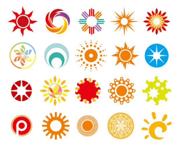 Sun Design Images Sun Logos - Cli...