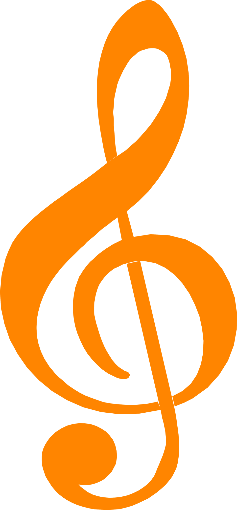 Music Note Symbol Cliparts