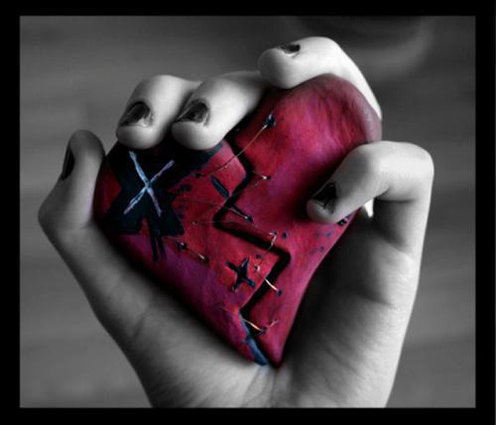 How to love someone with a broken heart