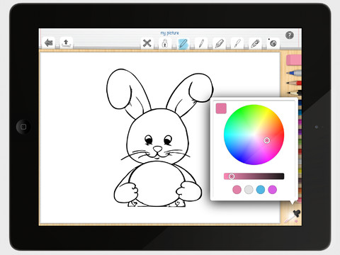 Ipad Coloring Pages - Cliparts.co