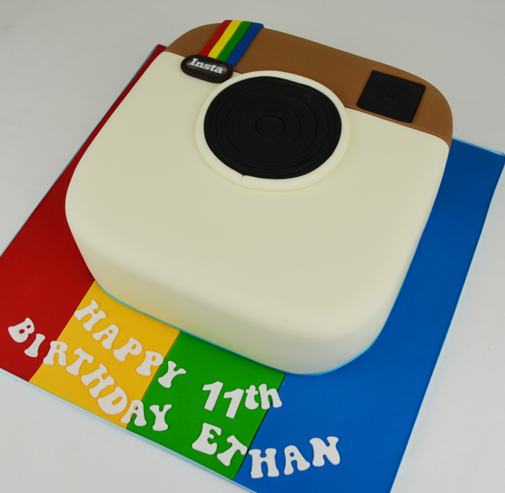 Cake Art Instagram : Image Birthday Cake - Cliparts.co