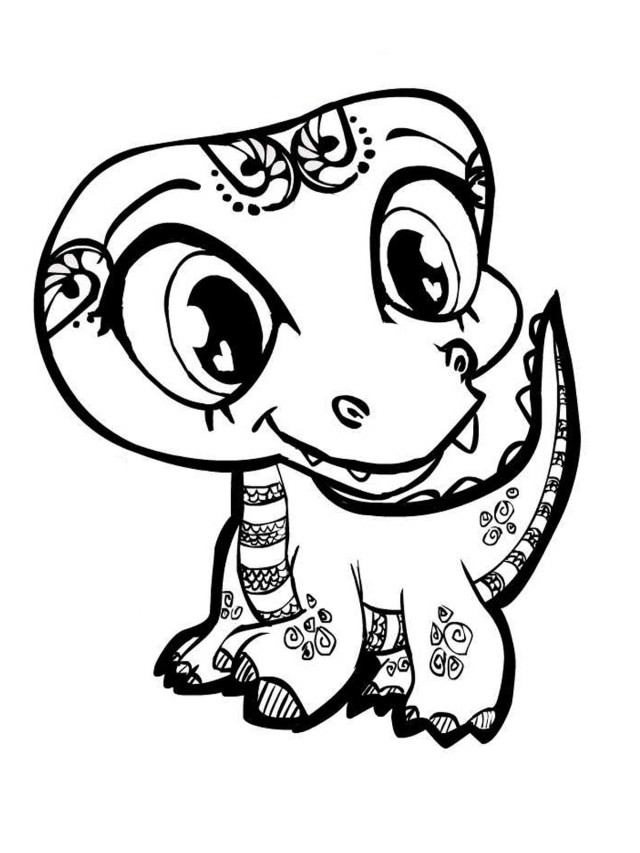 Cute baby monkey drawings for Cute monkey coloring pages