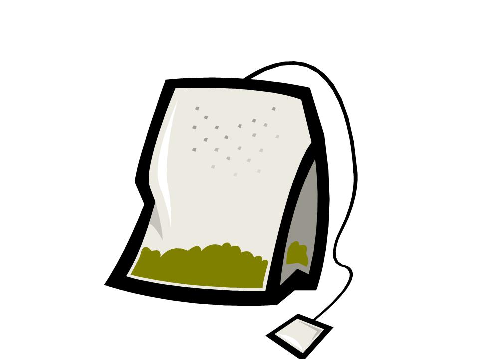 clip art tea bag - photo #47