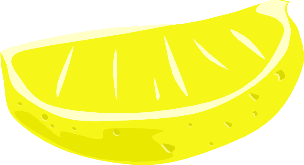 Lemon Slice Clip Art - Cliparts.co
