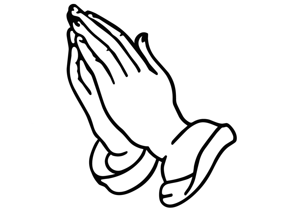 Prayer Hands Clip Art - Cliparts.co